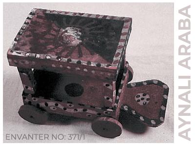 İBB Eyüp Oyuncakları Koleksiyonu