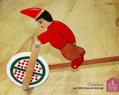 Cambaz - Eyüp Oyuncakları