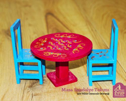 Masa Sanadalye - Eyüp Oyuncakları