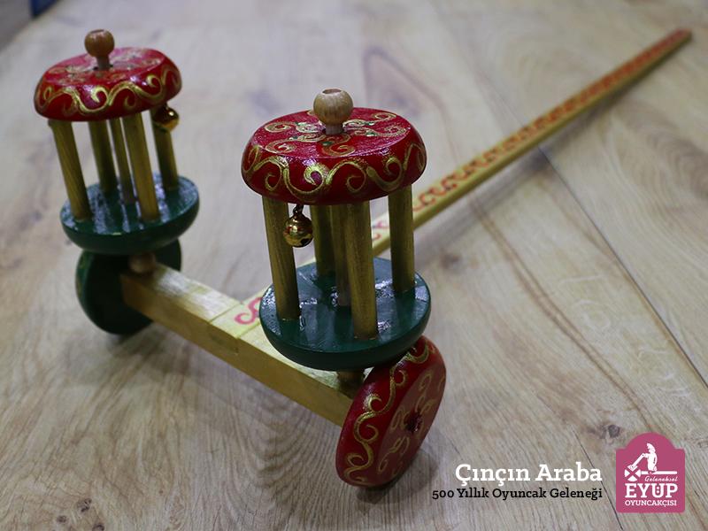 Şehzade Oyuncağı ( Çınçın Araba )