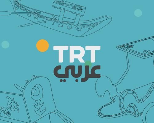 Eyüp Oyuncakçısı TRT Arapça Ekranlarında